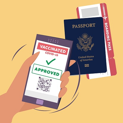 Safe travel with vaccinated