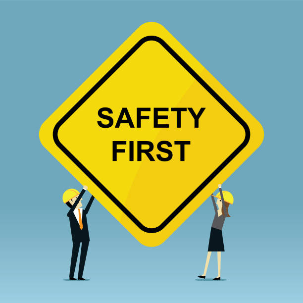 Safety First Vector Art & Graphics   freevector.com