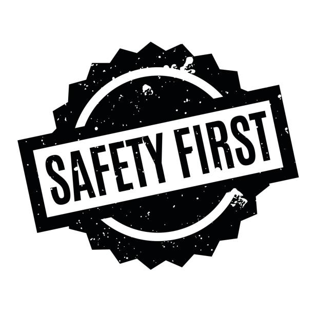 Safety First Illustrations, Royalty-Free Vector Graphics ...