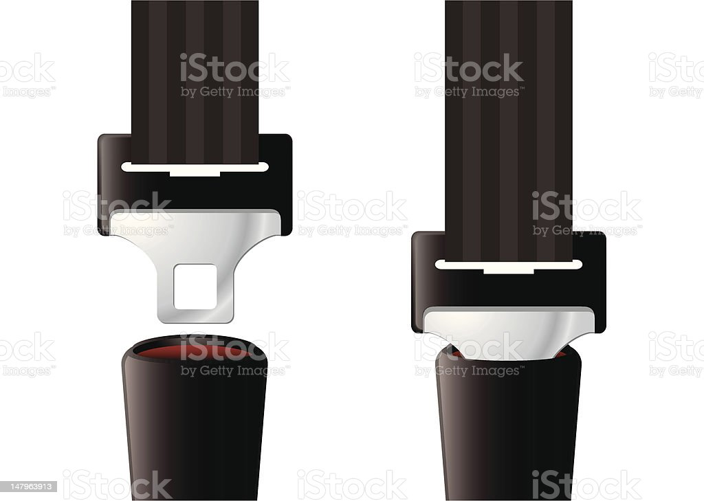 Safety seat belt royalty-free safety seat belt stock vector art & more images of belt