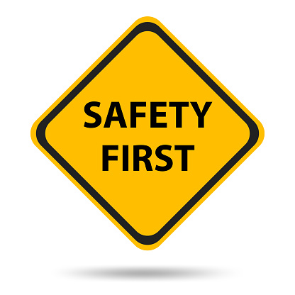 Safety symbols and signs first