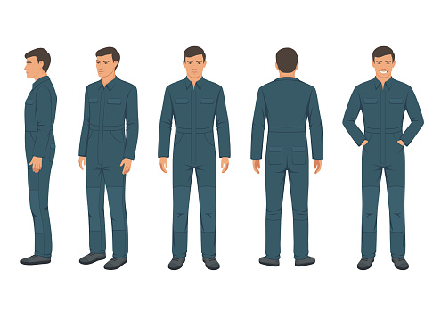 safety uniform,protective suit, worker wear