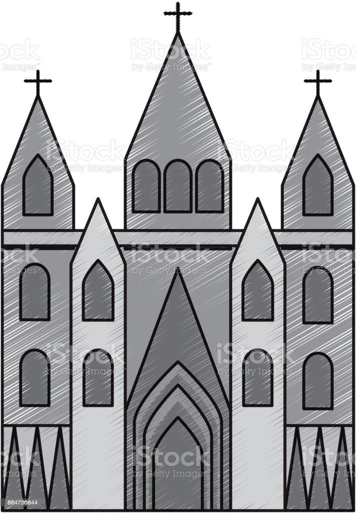 サグラダファミリア ガウディ スペイン バルセロナの寺院聖堂