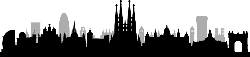 Sagrada Familia (All Buildings Are Complete and Moveable)