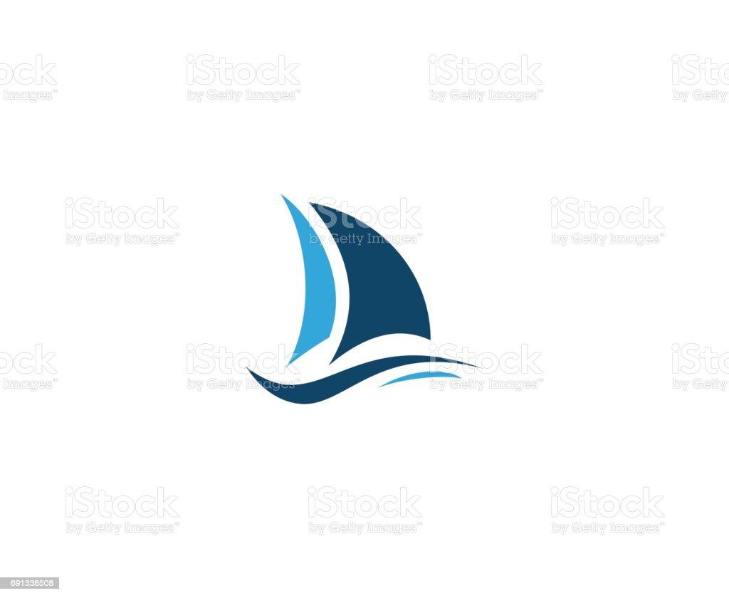 Sailing emblem