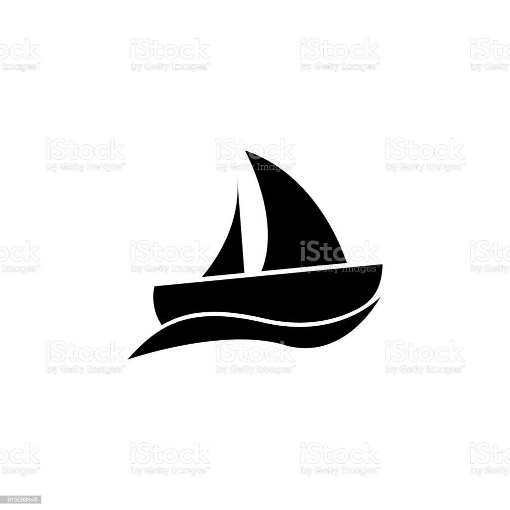 Sailing Regatta Icon Elements Of Transport Icon Premium Quality