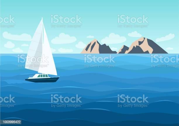 Sailing ship in the ocean mountain landscape vector flat style vector id1003995422?b=1&k=6&m=1003995422&s=612x612&h=zfrrxu0jq9yeoae9pg i7d0suxgdwfgzsuxemjgniek=
