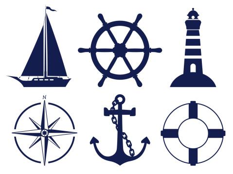 Sailing symbols