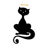 saint cat