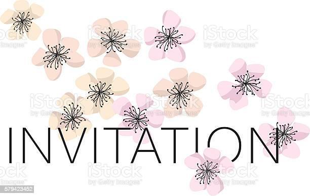 Sakura blossom vector template decoration cherry floral illustr vector id579423452?b=1&k=6&m=579423452&s=612x612&h=19nfnwgmyq3e saqmxmlcpditjcfrb jlte37grosfy=