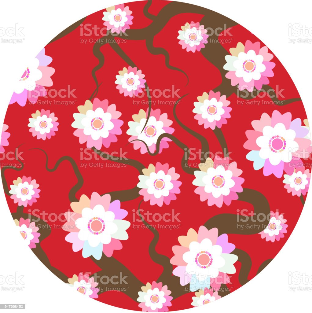 Sakura flowers nature background with blossom branch of pink flowers sakura flowers nature background with blossom branch of pink flowers cherry tree grey branches japanese mightylinksfo