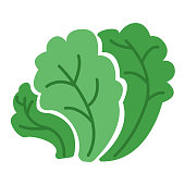 istock Salad icon vector sign and symbol isolated on white background, Salad logo concept 1023035296