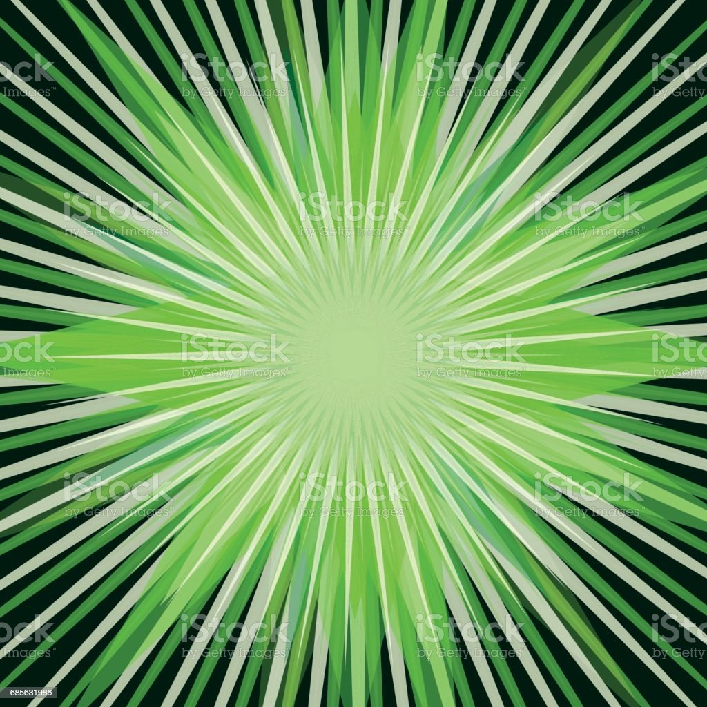 Salad Starburst Concentric Vector Pattern 免版稅 salad starburst concentric vector pattern 向量插圖及更多 剪貼畫 圖片