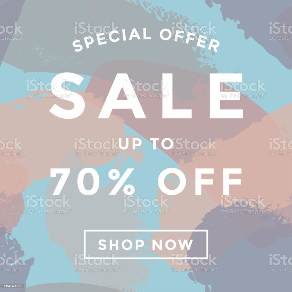 Sale banner design royalty-free sale banner design stock vector art & more images of abstract