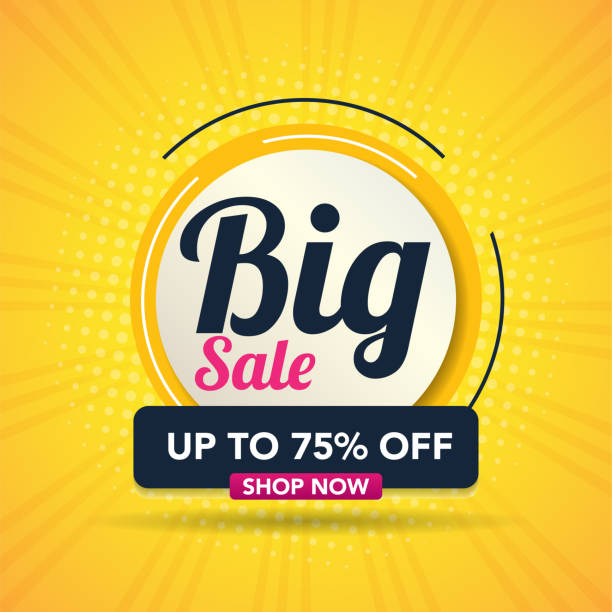 Sale banner template background, Big sale special offer. end of season super sale banner. big promotion, modern sale design. vector illustration. Sale banner template background, Big sale special offer. end of season super sale banner. big promotion, modern sale design. vector illustration. dealing cards stock illustrations