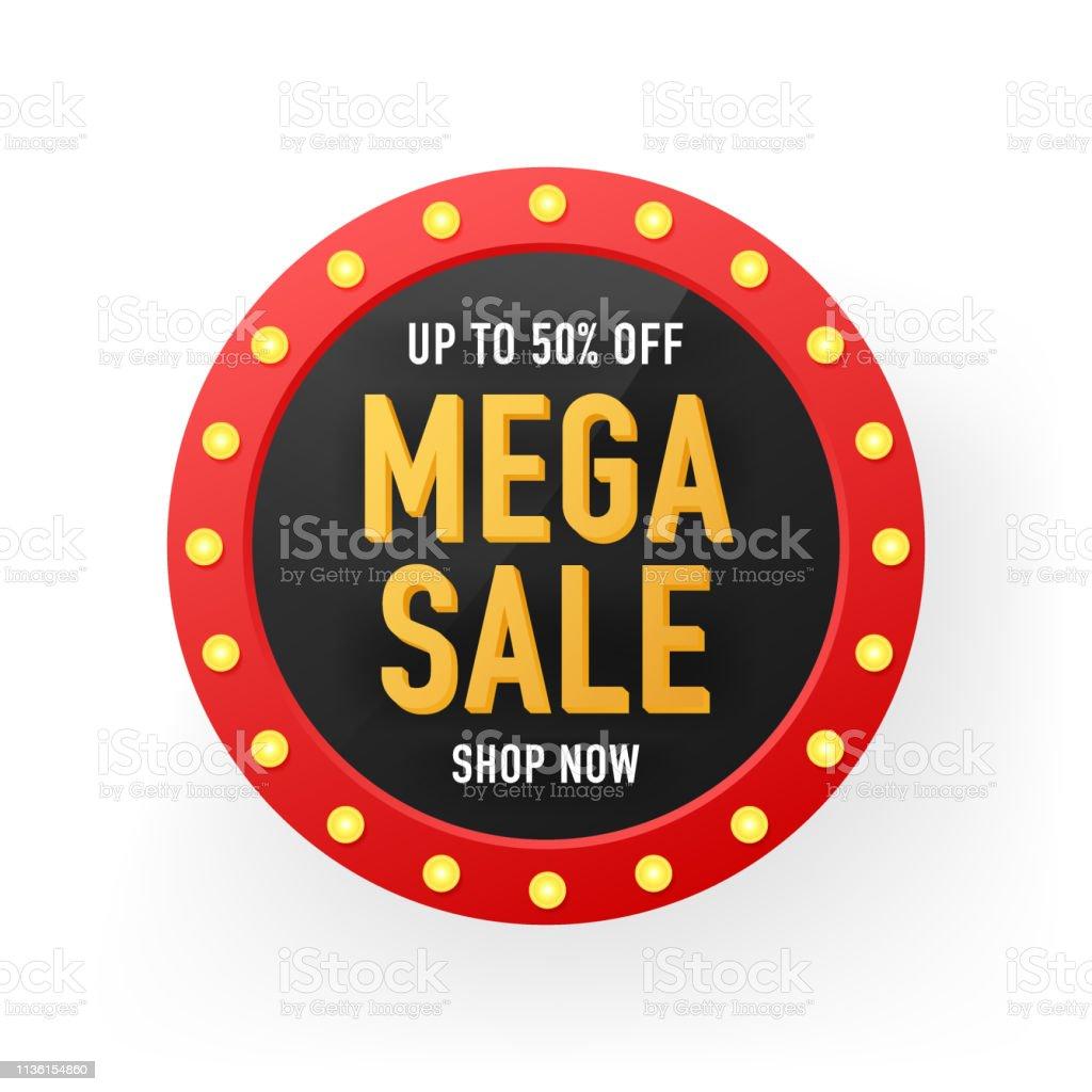 Sale banner template design, Big sale special offer. Sale banner...