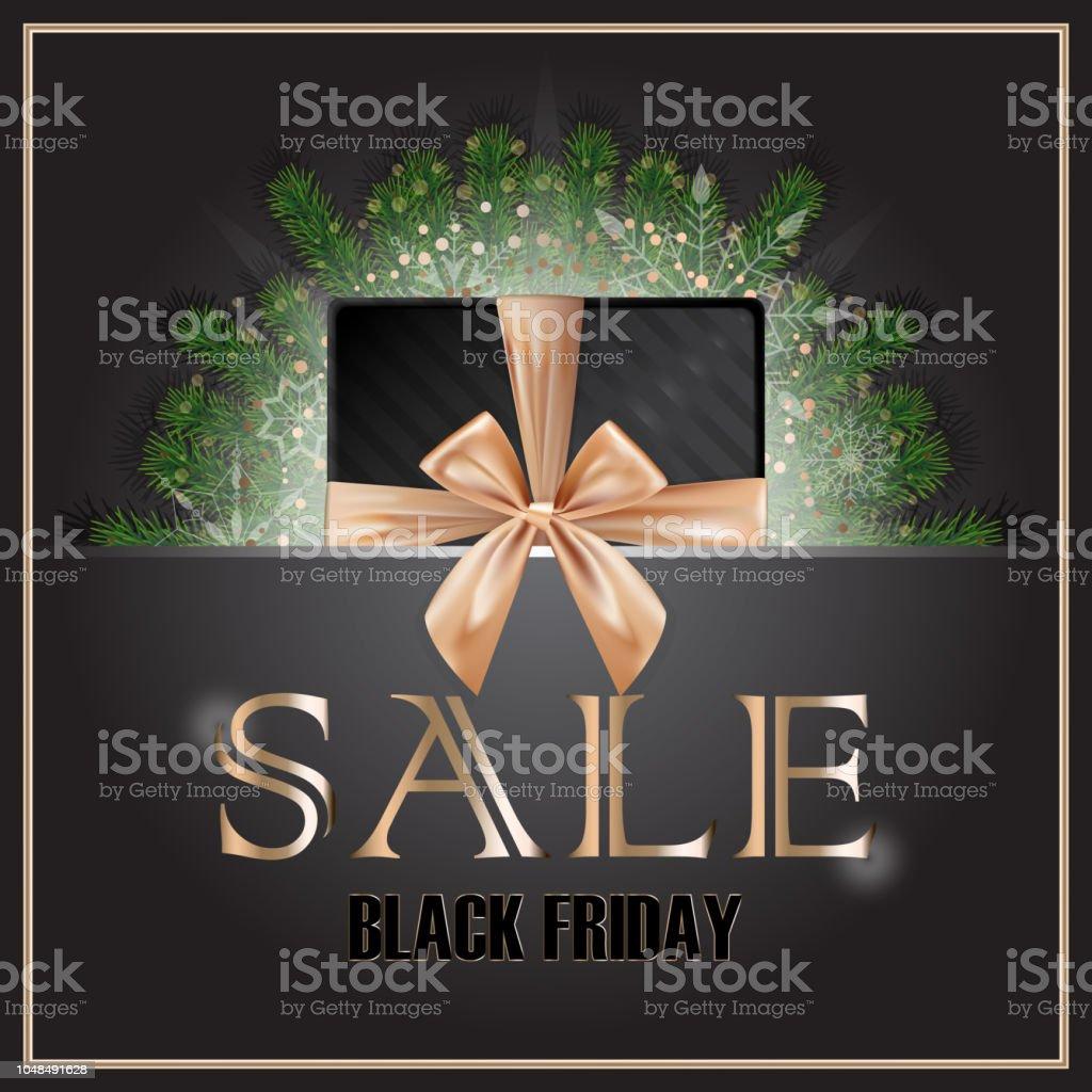 Sale Banner Template Design Sale Poster Of Black Friday Big Winter
