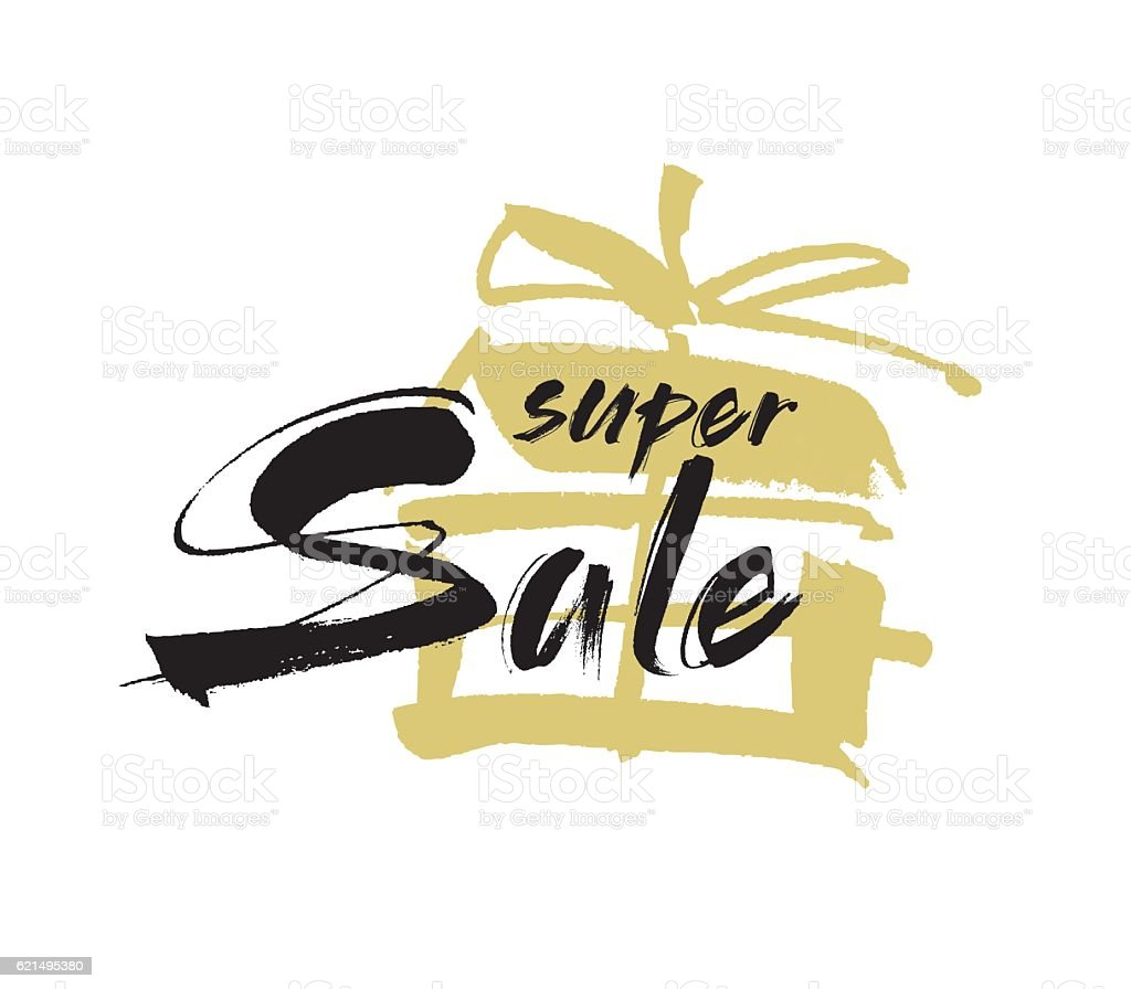Sale. Drawn lettering. Sale vector typography. sale drawn lettering sale vector typography – cliparts vectoriels et plus d'images de affaires libre de droits