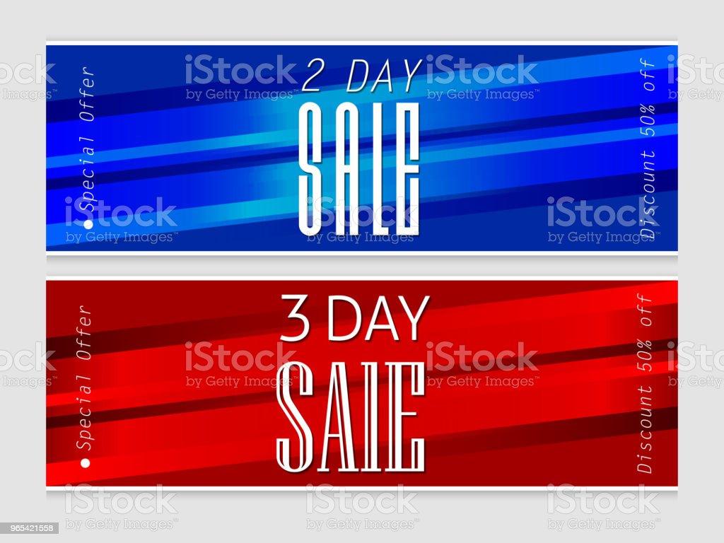 Sale Header sale header - stockowe grafiki wektorowe i więcej obrazów baner royalty-free