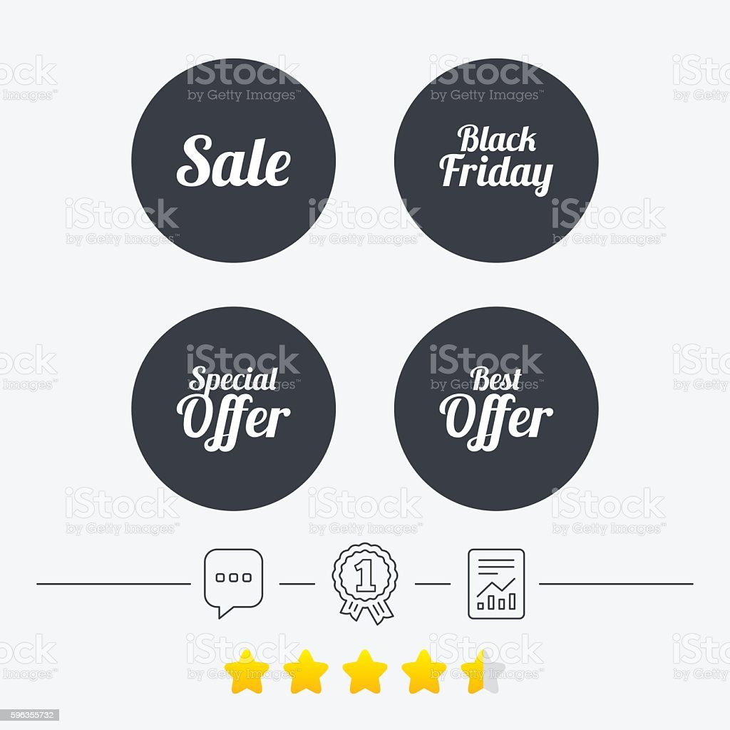 Sale icons. Best special offer symbols royalty-free sale icons best special offer symbols stock vector art & more images of award