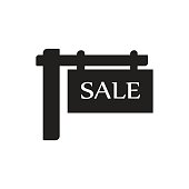 sale sign icon