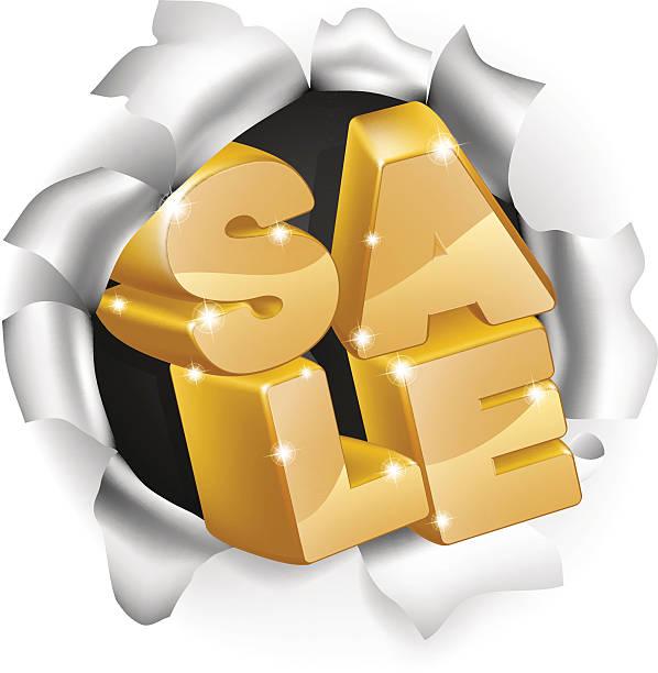 ilustraciones, imágenes clip art, dibujos animados e iconos de stock de puré de concepto de venta - black friday sale