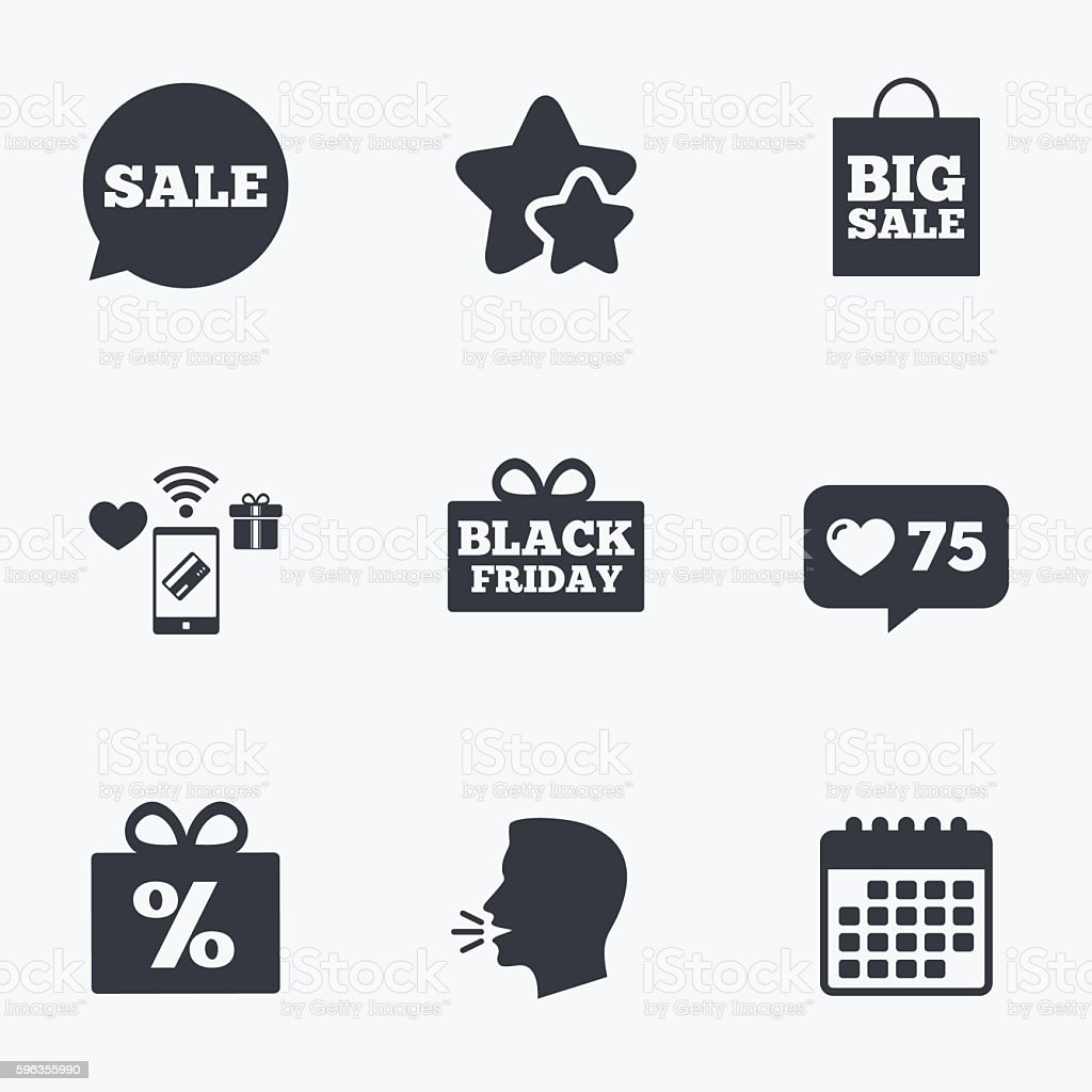 Sale speech bubble icon. Black friday symbol royalty-free sale speech bubble icon black friday symbol stock vector art & more images of badge