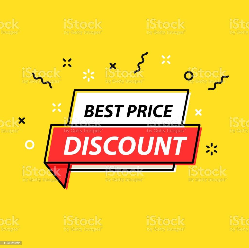 Verkaufstag Sonderangebot Großer Verkauf Rabatt Bestpreis
