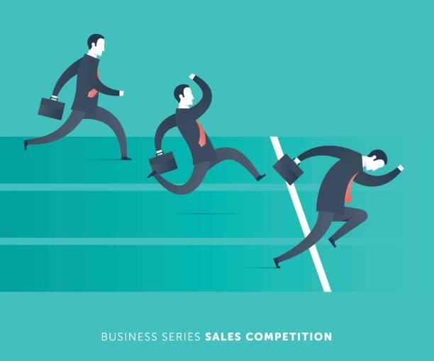 銷售競爭 - 競技運動 幅插畫檔、美工圖案、卡通及圖標
