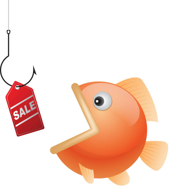 Sales means vector art illustration