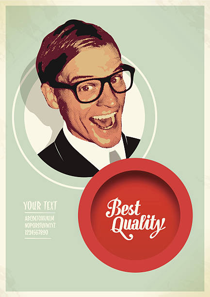 verkäufer qualität label - markenbrillen stock-grafiken, -clipart, -cartoons und -symbole