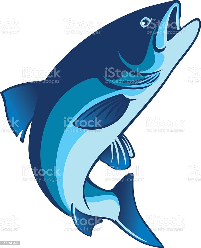 royalty free redfish clip art vector images illustrations istock rh istockphoto com vector fish hook vector fish and game