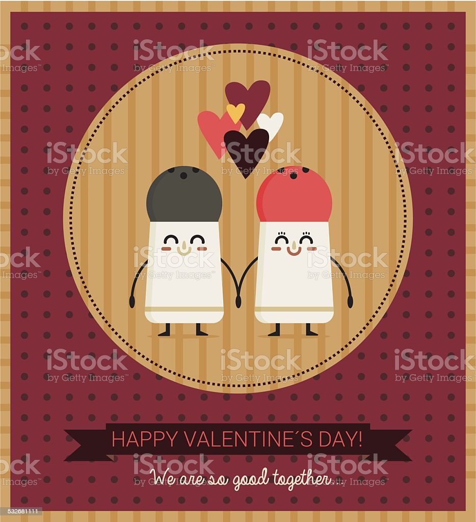 Salt and pepper dating