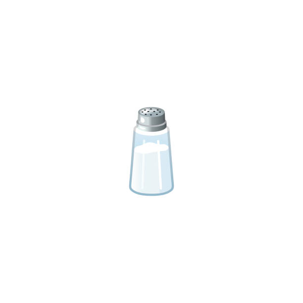 Salt Shaker Vector Icon. Isolated Salt Shaker Realistic Emoji, Emoticon Illustration Salt Shaker Vector Icon. Isolated Salt Shaker Realistic Emoji, Emoticon Illustration salt stock illustrations