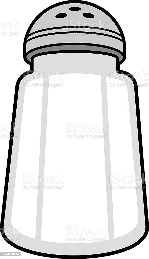 royalty free salt shaker clip art vector images illustrations rh istockphoto com salt clipart gif salt clipart black and white