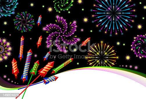 Salute firework