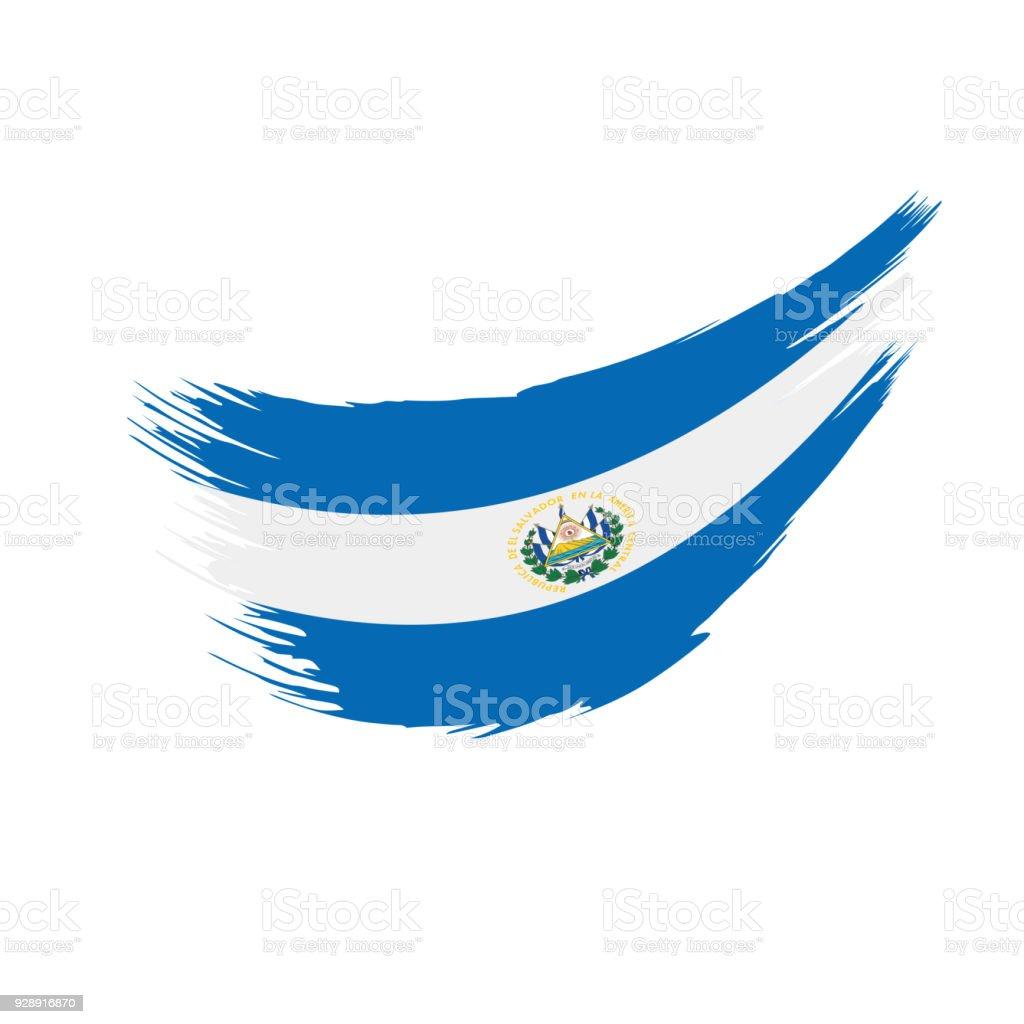 Bandeira de Salvador, ilustração vetorial - ilustração de arte em vetor
