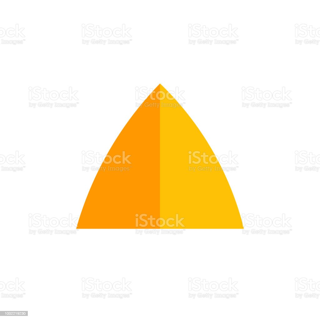 Samosa Icon Vector Sign And Symbol Isolated On White Background Stock Illustration Download Image Now Istock