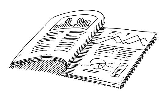 Sample Print Magazine Drawing