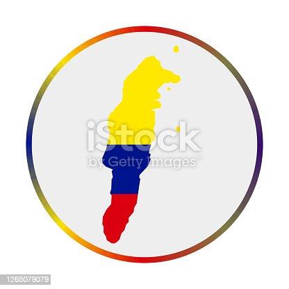 istock San Andres icon. 1265079079