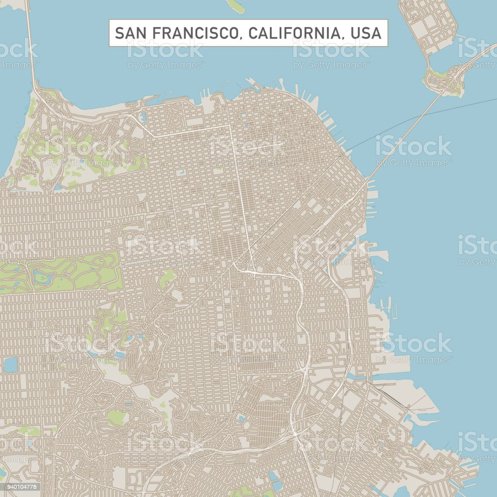San Francisco California Us City Street Map Stock ... on porterville city street map, springfield city street map, irvine city street map, san pablo city street map, santa clara county street map, jackson city street map, austin city street map, tacoma city street map, medford city street map, aurora city street map, snohomish city street map, wichita city street map, new haven city street map, inglewood city street map, ithaca city street map, napa city street map, flagstaff city street map, johannesburg city street map, billings city street map, madison city street map,