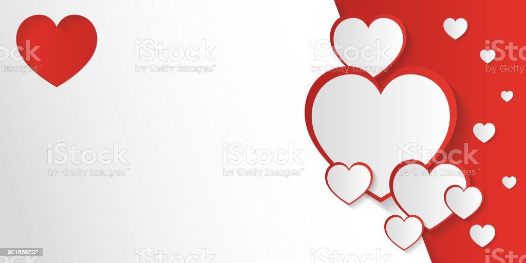 San valentine day invitation card or background with space to san valentine day invitation card or background with space to writing message royalty free san stopboris Images