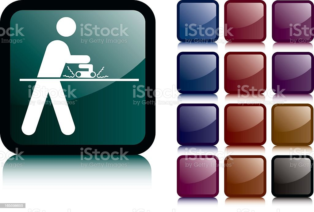 Sanding Icon royalty-free sanding icon stock vector art & more images of adult