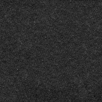 Sandpaper in macro - seamless uneven raw harsh black paper surface in vector - abstract modern original recycled material with visible rough high textured surface - basic graphic background