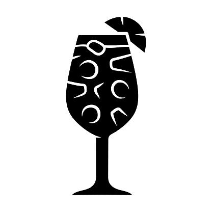 Realistischer Cocktail Lange Insel Eis Tee Glas Vektorabbildung Auf  Transparentem Hintergrund Stock Vektor Art und mehr Bilder von  Alkoholisches Getränk - iStock