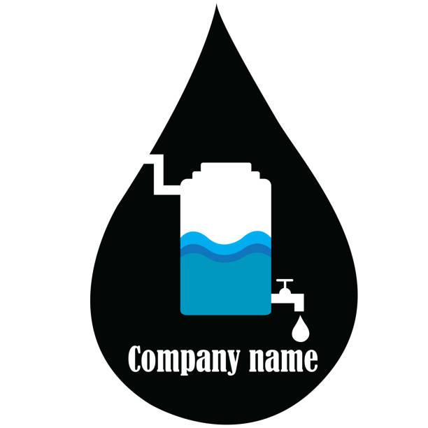 sanitary store logo logo for sanitary store pipefitter illustrations stock illustrations