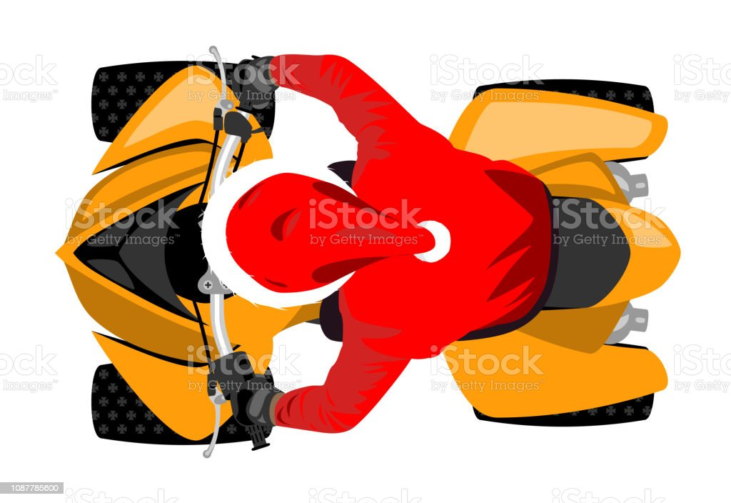 santa claus on aqua scooter isolated vector illustration top view stock illustration download image now istock https www istockphoto com vector santa claus on aqua scooter isolated vector illustration top view gm1087785600 291841697