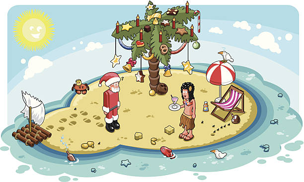 Top 60 Caribbean Christmas Clip Art, Vector Graphics and ...
