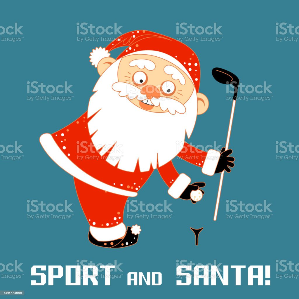 Free Christmas Golf Pictures, Download Free Clip Art, Free Clip Art on  Clipart Library