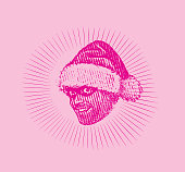Santa Claus Superhero Villain